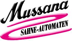 Mussana Sahne-Automaten