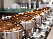 Chafing Dish & Warmhalten